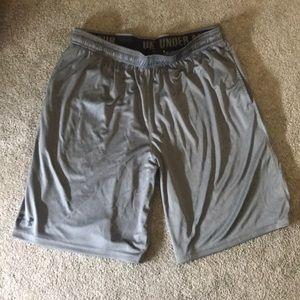 Men's xl under armour basketball shorts
